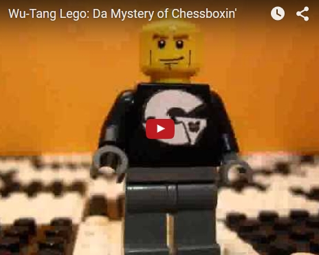 Wu-Tang Lego: Da Mystery of Chessboxin'