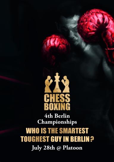 Berlin Schachbox Meisterschaft 2012